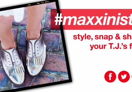 TJMaxx - Spring14 CAP