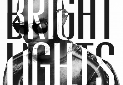 Shamar Forte Bright Lights - Single Cover